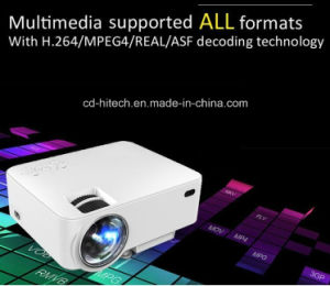HDMI, VGA, USB, Ceiling Mount, Projection Screen 1080P LED Projectors