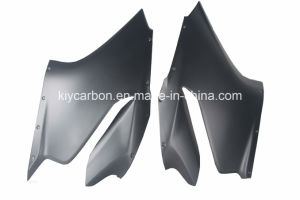 Motorcycle Carbon Side Panels for Ducati Panigale 899/1199 Matte pictures & photos