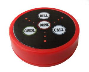 China Wireless Wireless Buzzer Bell System for Restaurant Improve