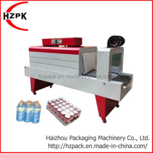 Heat Shrink Packing Machine 6040 PE Film for Bottle pictures & photos