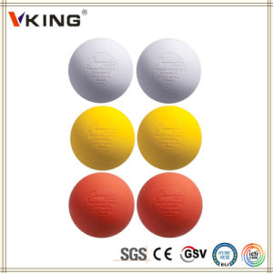 2016 New Design Colorful Double Lacrosse Ball Wholesale Double Massage Ball