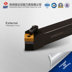 M Type External Turning Tools, Toolholder for ISO Carbide Insert Snmg pictures & photos