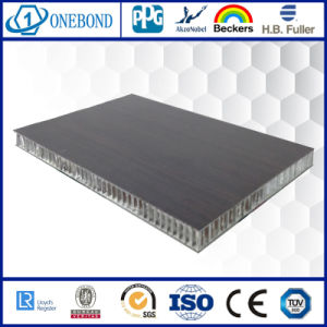 Beautiful Color HPL Aluminum Honeycomb Panels for Ship Decoration pictures & photos