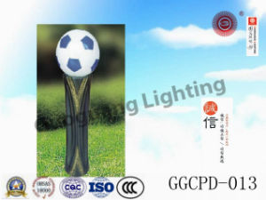 Ggcpd-013 New Design 10W-20W IP65 LED Lawn Light pictures & photos