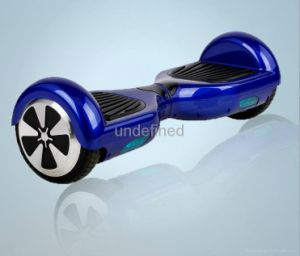 Classic OEM Blue New Two Wheel Smart Balance Electric Scooter