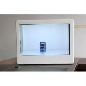 Transparent Screen Display Box with HDMI VGA Input pictures & photos