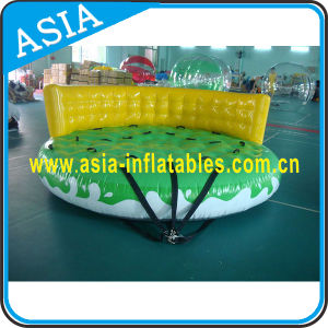 Beach Use Seaside Inflatable Water Sofa Flying Towables Boat Inflatable Crazy UFO pictures & photos