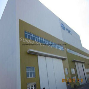 High Quality Light Steel Structure Building with Best Design pictures & photos