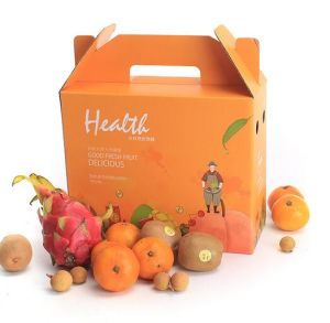 New Product 2017 Cardboard Box for Fruit and Vegetable