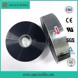 Aluminum Metallized Polypropylene Film for Capacitor Use pictures & photos
