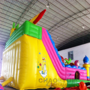 Outdoor Customized Bird Inflatable Bouncy Slide with Ce Blower pictures & photos