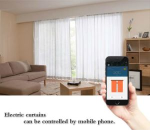 Zigbee Smart Home Automation System Solution Remote Control Curtain Motor pictures & photos