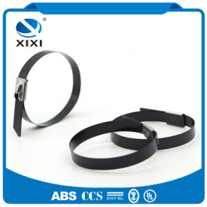 b400fdb9bfcb China Stainless Steel Wire Loop Ties Cable Tidy Wrap - China Cable ...