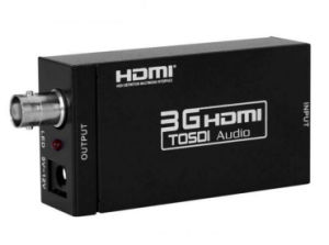 Mini 3G HDMI to Sdi Converter pictures & photos