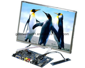 "Touch 12.1"" Widescreen 16: 9 SKD LCD Monitor pictures & photos"