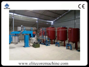 Manual Mix Machinery for Producing Sponge Foam Polyurethane
