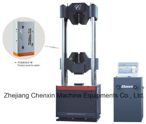Computer Display Strand Wire Universal Testing Machine (GWE-1000) pictures & photos