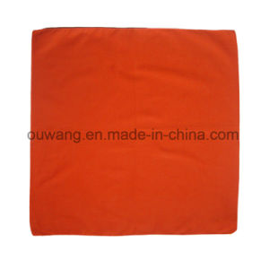 Hot New Cheap Wholesale Custom Solid Cotton Square Bandana 21*21 Inches pictures & photos