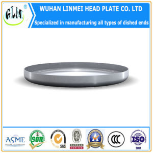 2000*8mm Carbon Steel and Stainless Steel Elliptical Head/Tank Head pictures & photos