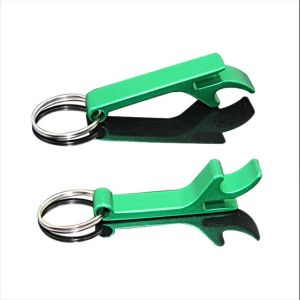 Cheap Aluminum Keychain for Promotion Gift pictures & photos