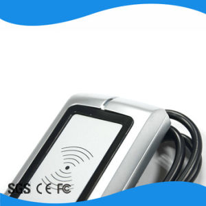 IP66 Metal Outdoor Wiegand RFID Smart Card Reader pictures & photos