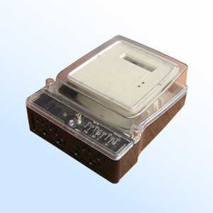 Single Phase Electronic Power Meter Case