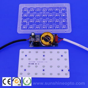 28W CREE XPE LED Street Light Components (SUN-LD65X135CR810)