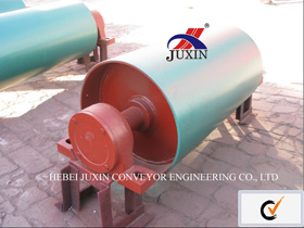Conveyor Pulley/Steel Pulley/Drum for Coal Port Cement Mining pictures & photos