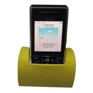 Soft PVC Mobile Phone Stand