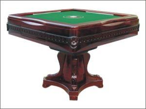 China Multifunction Automatic Mahjong Machine Table GM China - Multifunction pool table