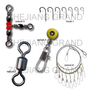 Rigging Snaps Swivels Fishing Tackle pictures & photos