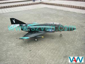 China F4 Phantom Edf Jet RC Airplane (VAN-RCA-F4E) - China