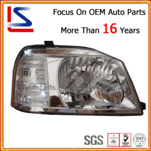 Auto Car Vehicle Parts Head Lamp for Nissan Pick-up ′05 (LS-NL-055) pictures & photos