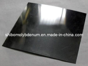 99.95% Pure Cold Rolled Molybdenum Sheets pictures & photos