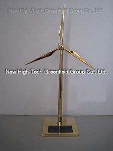 DIY Solar Power Windmill Model
