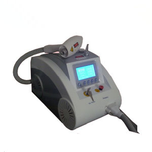 High Power ND YAG Laser Tattoo Removal Beauty Machine