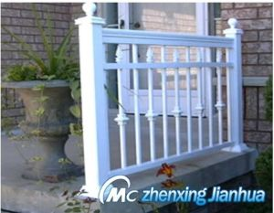 Aluminum Railing (ZXJH020) pictures & photos