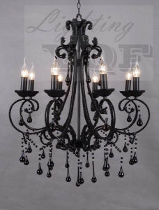 China crystal beads gothic chandelier lighting yqf1203d60b china crystal beads gothic chandelier lighting yqf1203d60b mozeypictures Gallery