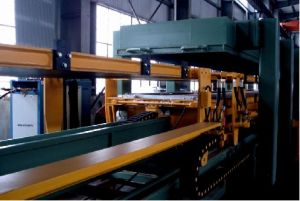 Uncontinuous PU Sandwich Panel Line (BMPF-1)