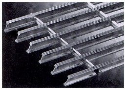 I-Bar Steel Grating