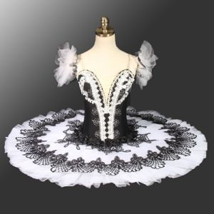 China Black White Professional Ballet Tutu Girls Pancake Tutu Performance Classical Ballet Cosutmes Nutcracker Tutu Blackbt9052 China Professional Ballet Tutus And Giselle Ballet Tutu Dress White Price