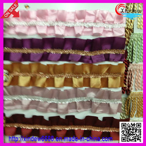 Curtain Tassel Fringe (XDTF-009) pictures & photos