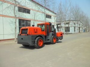 Forklift with CE (FL50)