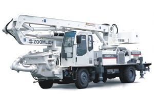 Best Quality Truck Mounted Concrete Pump pictures & photos