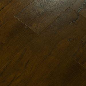China Laminate Parquet Flooring Hdf, Forest View Chocolate 8mm Laminate Flooring