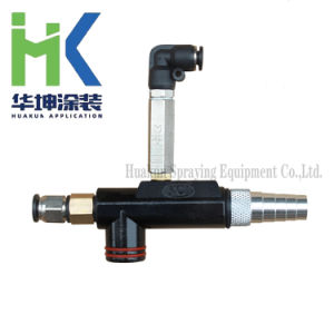 Powder Hopper Cup+Injector Pump+Hose+Coupling fitting for powder coating machine