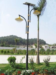 Outdoor LED Courtyard Solar Street Lighting for Garden Landscape Yard pictures & photos