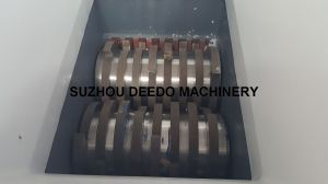 Solid Waste, Scrap, Municipal Rubbish Recycling Shredder Machine pictures & photos