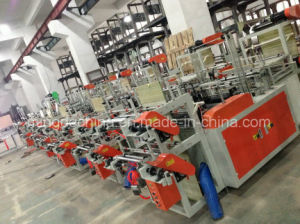 Rolling Bag Making Machine (Double Layer) pictures & photos