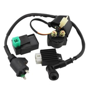 Motorcycle Ignition Coil Upgrade